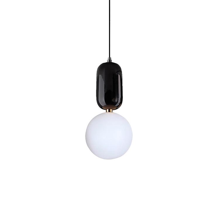 Светильник Aballs Black D18