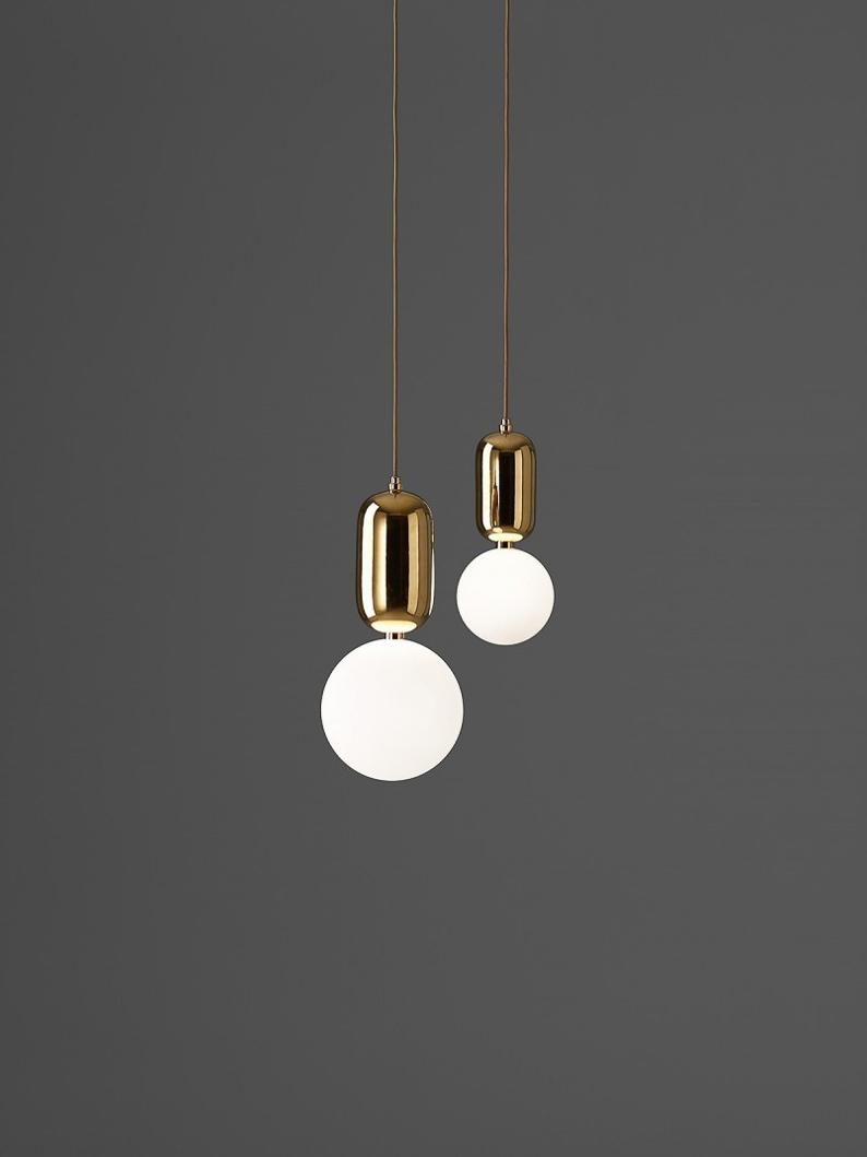 Светильник Aballs Gold D18