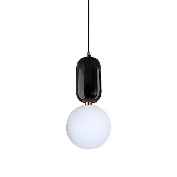 Светильник Aballs Black D24