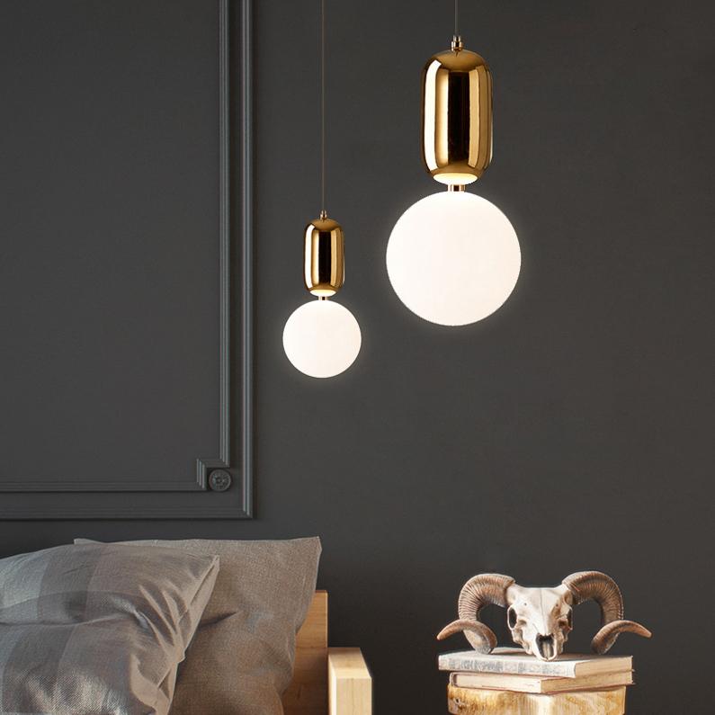 Светильник Aballs Gold D24