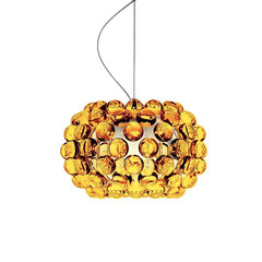 Люстра Caboche Suspension Amber D65