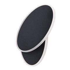 Бра Arte Lamp Eclipse oval A2601AP-1BK
