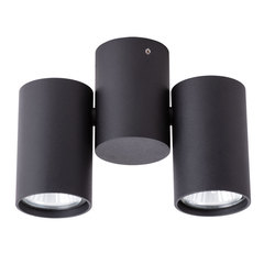 Светильник точечный Arte Lamp Gavroche A1511PL-2BK