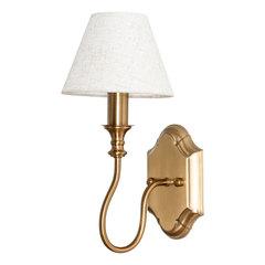 Бра Arte Lamp Agio A6086AP-1PB