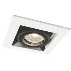 Светильник встраиваемый поворотный Arte Lamp Cardani piccolo A5931PL-1WH