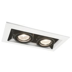 Светильник встраиваемый поворотный Arte Lamp Cardani piccolo A5931PL-2WH