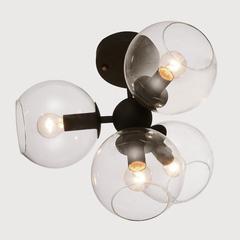 Светильник настенно-потолочный 7661 4 лампы