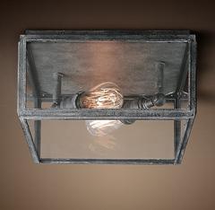 Светильник Union Filament Clear Glass 2 лампы