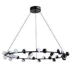 Люстра Arte Lamp Dexter A3619SP-30BK