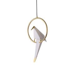 Люстра Origami Bird P1