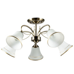 Люстра Arte Lamp Blossom A2709PL-5AB