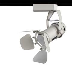 Трековый светильник Arte Lamp Petalo A5319PL-1WH