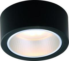 Светильник точечный Arte Lamp Effetto A5553PL-1BK